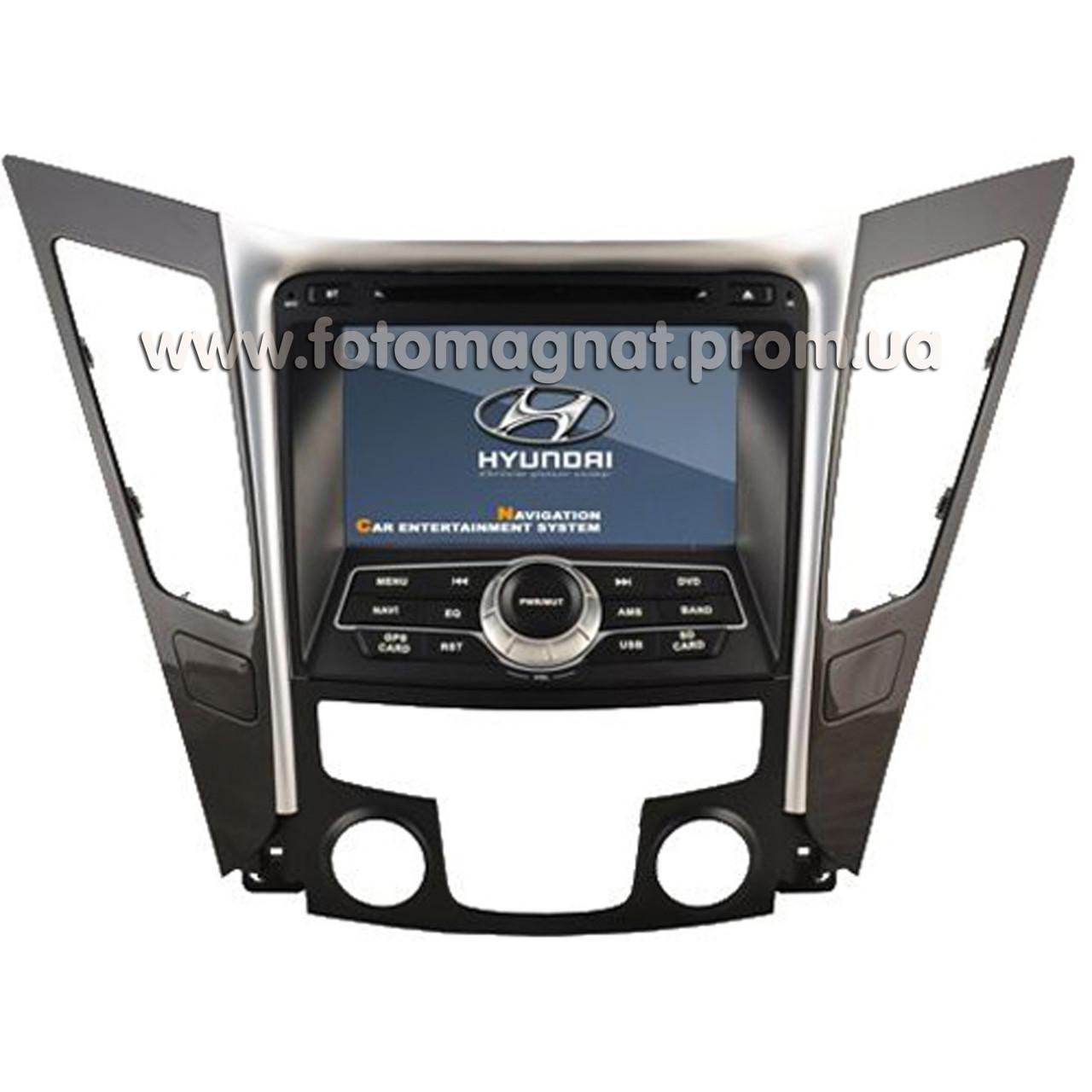 """Штатная магнитола """"Hyundai Sonata"""" - Fotomagnat.net — Выгодные покупки начинаются здесь в Днепре"""