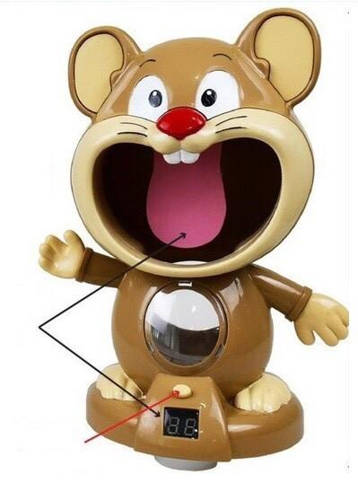 """Интерактивный тир """"Мышонок"""" Joy Acousto-Optic Hamster 1970A"""