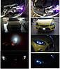Автолампа светодиодная T10 W5W 10 Led 5630 + линза (с обманкой), фото 5