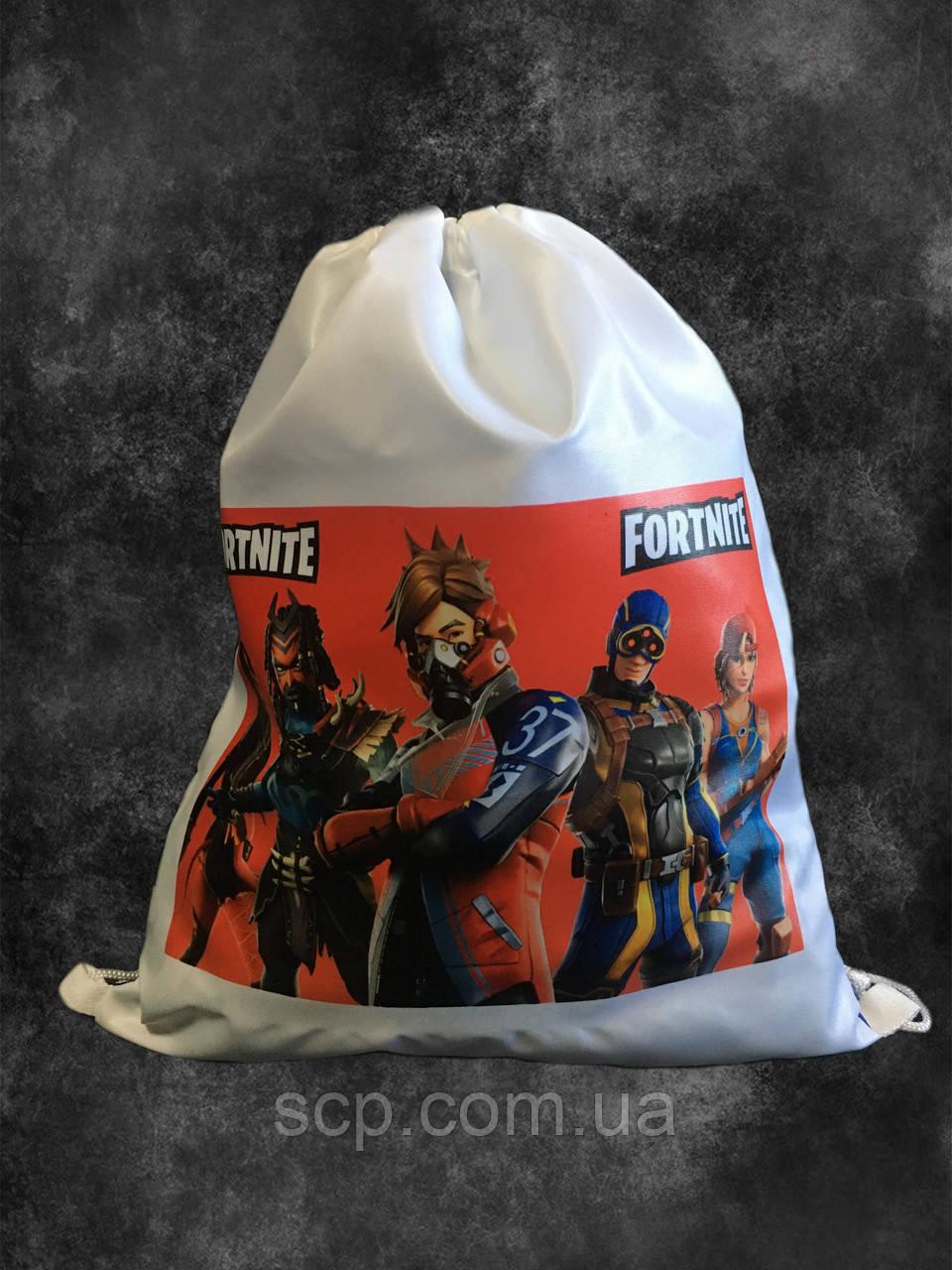 Мішок-рюкзак Fortnite (Фортнайт)