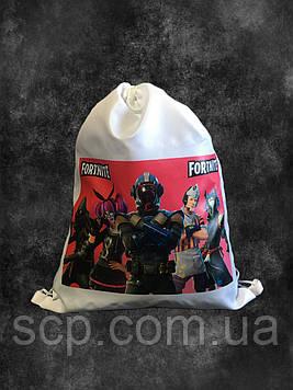 Мешок-рюкзак Fortnite (Фортнайт)