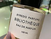 Парфюмированная вода женская нишевая Byredo Bibliotheque 100ml