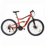 Велосипед SPARK BULLET 18 (колеса - 27,5'', сталева рама - 18''), фото 2