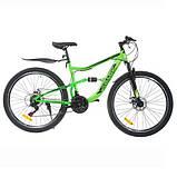 Велосипед SPARK BULLET 18 (колеса - 27,5'', сталева рама - 18''), фото 3