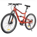 Велосипед SPARK BULLET 18 (колеса - 27,5'', сталева рама - 18''), фото 6