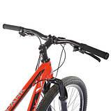 Велосипед SPARK BULLET 18 (колеса - 27,5'', сталева рама - 18''), фото 7