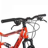 Велосипед SPARK BULLET 18 (колеса - 27,5'', сталева рама - 18''), фото 8