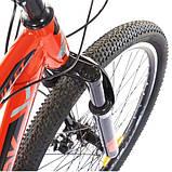Велосипед SPARK BULLET 18 (колеса - 27,5'', сталева рама - 18''), фото 9