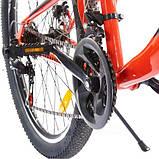 Велосипед SPARK BULLET 18 (колеса - 27,5'', сталева рама - 18''), фото 10