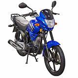 Мотоцикл SPARK SP200R-25B, фото 9