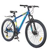 """Велосипед SPARK LEGIONER 19 (колеса - 27,5"""", алюмінієва рама - 19""""), фото 3"""
