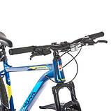 """Велосипед SPARK LEGIONER 19 (колеса - 27,5"""", алюмінієва рама - 19""""), фото 5"""