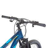 """Велосипед SPARK LEGIONER 19 (колеса - 27,5"""", алюмінієва рама - 19""""), фото 6"""