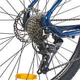 """Велосипед SPARK LEGIONER 19 (колеса - 27,5"""", алюмінієва рама - 19""""), фото 9"""
