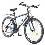 """Велосипед SPARK RIDE ROMB V. 21 18 (колеса 26"""", сталева рама - 18""""), фото 3"""