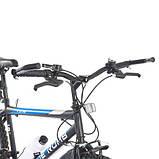 """Велосипед SPARK RIDE ROMB V. 21 18 (колеса 26"""", сталева рама - 18""""), фото 4"""