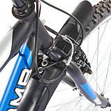 """Велосипед SPARK RIDE ROMB V. 21 18 (колеса 26"""", сталева рама - 18""""), фото 6"""