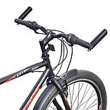 """Велосипед SPARK ROUGH 18 (колеса 26"""", сталева рама - 18""""), фото 3"""