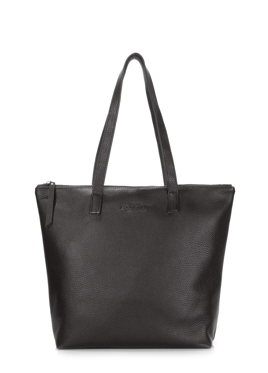 Шкіряна сумка POOLPARTY Secret