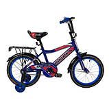 "Велосипед SPARK KIDS MAC 9,5 (колеса - 18"", сталева рама - 9,5""), фото 8"