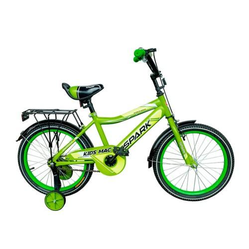 """Велосипед SPARK KIDS MAC 9,5 (колеса - 18"""", сталева рама - 9,5"""")"""