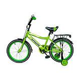 "Велосипед SPARK KIDS MAC 9,5 (колеса - 18"", сталева рама - 9,5""), фото 2"