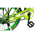 "Велосипед SPARK KIDS MAC 9,5 (колеса - 18"", сталева рама - 9,5""), фото 6"
