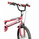 Велосипед SPARK KIDS TANK 9 (колеса - 16'', сталева рама - 9''), фото 3