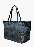 Шкіряна сумка POOLPARTY Desire, фото 2