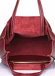 Шкіряна сумка POOLPARTY Soho Mini, фото 4
