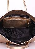 Кожаная сумка POOLPARTY Sense, фото 4
