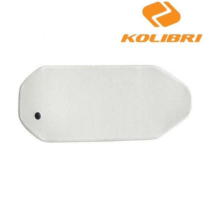 Пайол Air-Deck для надувной гребной лодки Kolibri КМ-300DXL светло-серый