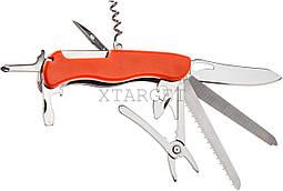 Нож PARTNER HH072014110OR на 11 инстр. оранжевый