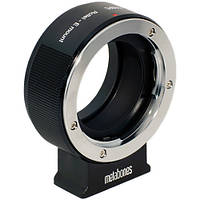 Metabones Rollei QBM Mount Lens to Sony NEX Camera Lens Mount Adapter (Black) (MB_ROLLEI-E-BM1)