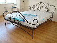 Кровать кованная односпальная