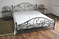 Кровать детская кованная