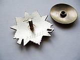 Ордена Вітчизняної війни 2 ступеня Черненковская отечка ВВВ Оригінали Срібло 925 проби, фото 4