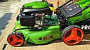 Газонокосарка бензинова самохідна Procraft PLM-505, фото 7