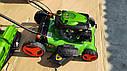 Газонокосарка бензинова самохідна Procraft PLM-505, фото 9