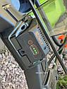 Газонокосилка бензиновая самоходная Procraft PLM-505E электростартер, фото 8