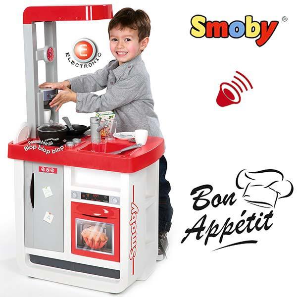Интерактивная кухня Smoby Bon Appetit 310800