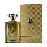 Парфюмированная вода для мужчин Амуаж Голд пур хомм Amouage Gold Pour Homme 50мл