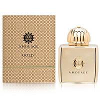 Парфюмированная вода для женщин Амуаж Голд Amouage Gold 50мл