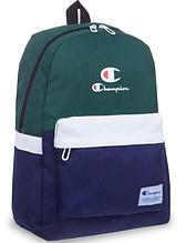 Рюкзак городской CHAMPION 805 Темно-синий-зеленый