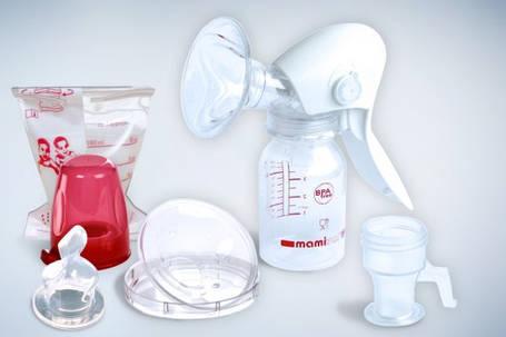 Молокоотсосы и аксессуары