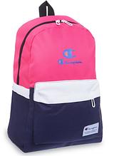 Рюкзак городской CHAMPION 805 Темно-синий-розовый