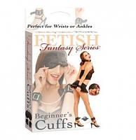 БДСМ набор для начинающих - Beginner´s Cuffs