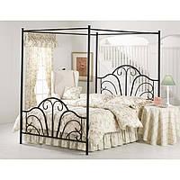Фото дизайн кованных кроватей