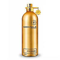 Парфюмированная вода унисекс Montale Aoud Ambre 100мл