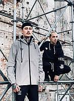 Ветровка Adidas Yeezy reflective,куртка мужская, куртка Адидас мужская